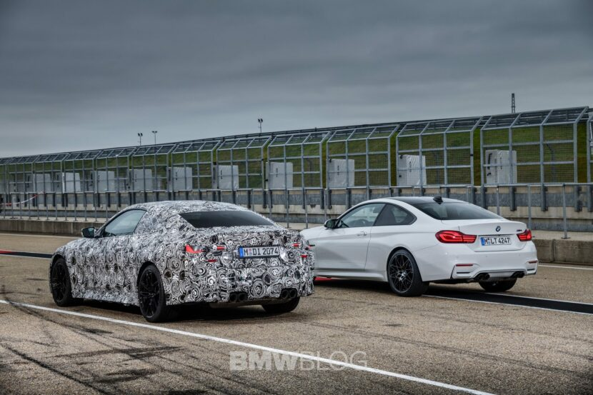 2021 BMW M4 Coupe camouflage 15 830x553