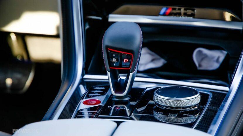 2021 BMW M8 Gran Coupe test drive 26 830x467