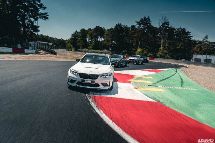 2021 BMW m2 cs race track 05 830x553
