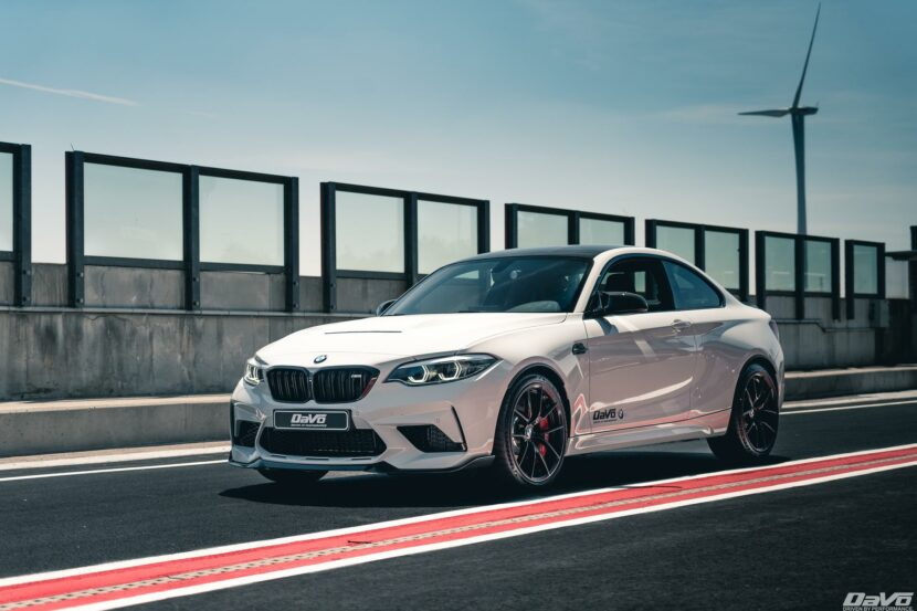 2021 BMW m2 cs race track 07 830x553