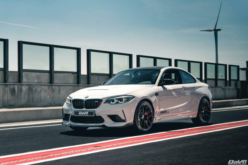 2021 BMW m2 cs race track 07 830x553