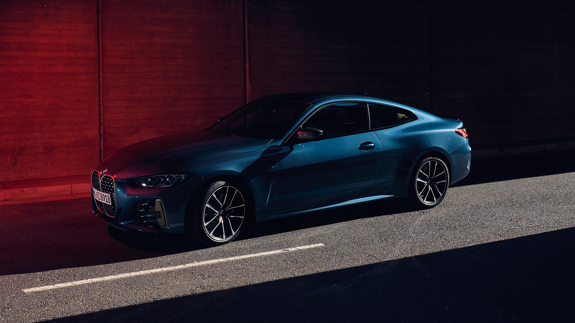 wallpapers new 2021 bmw 4 series coupe  download now