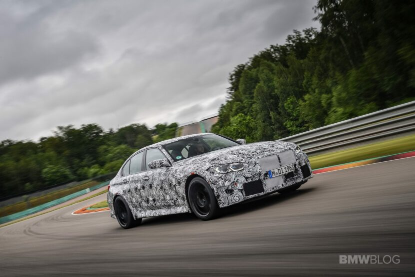 2021 bmw m3 prototype 01 830x553