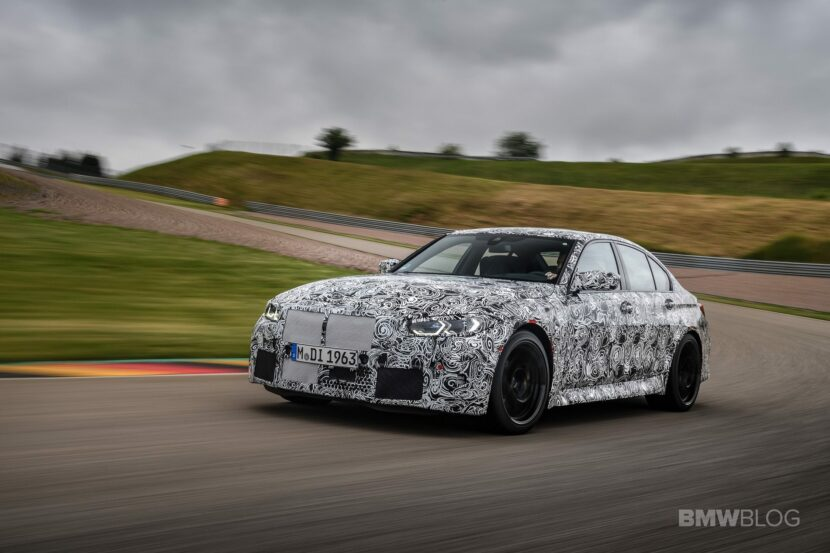 2021 bmw m3 prototype 07 830x553