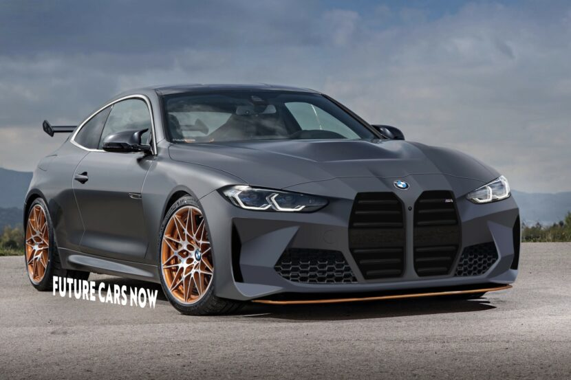 Report: BMW M4 CSL is happening, will have 540 HP, rear-wheel drive