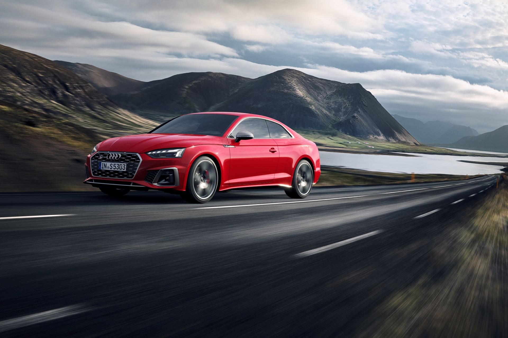 Audi S5 Coupe TDI 4