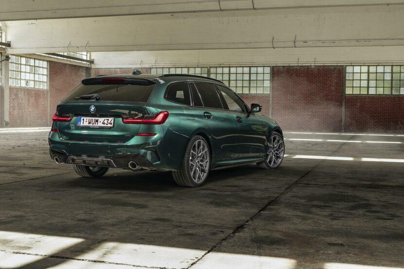 BMW 3 Series Touring Peridot Green 01 830x553