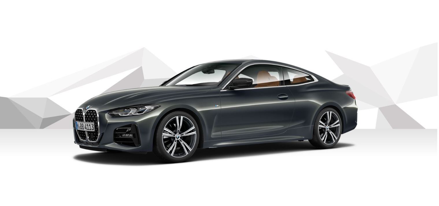 New BMW 4 Series Coupe online configurator goes live on several BMW websites