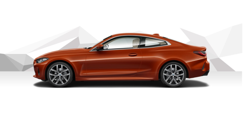 BMW 430i Coupe G22 4 830x389