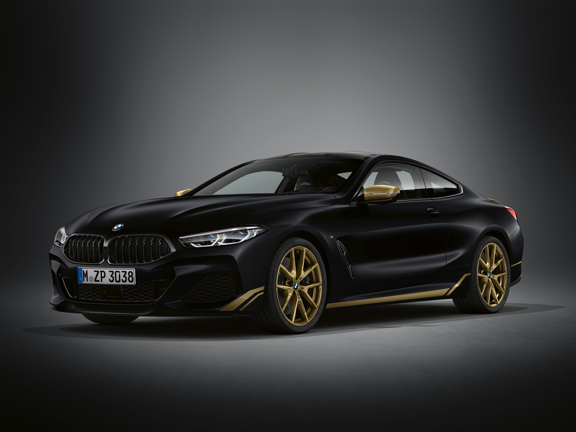 BMW 8 Series Golden Thunder Edition 2