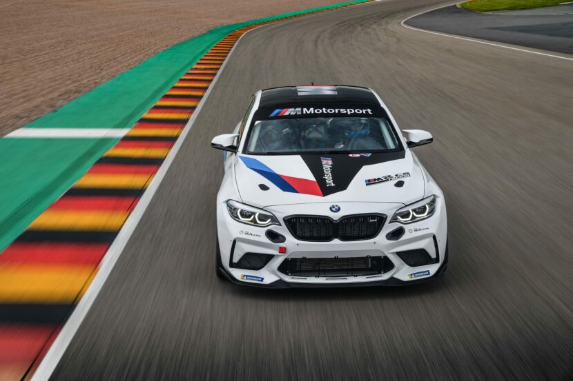 BMW M2 CS Racing track tested 08 830x553