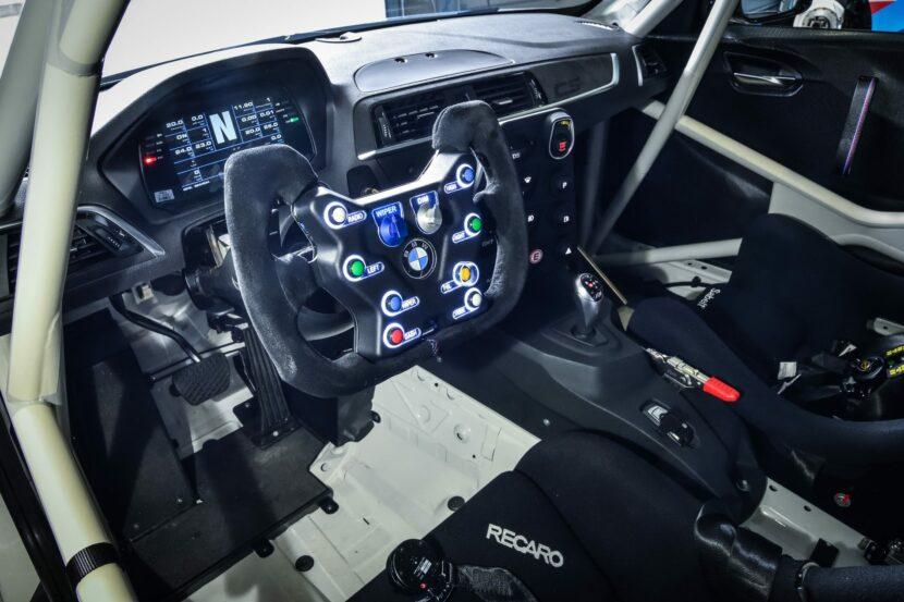 BMW M2 CS Racing track tested 33 830x553