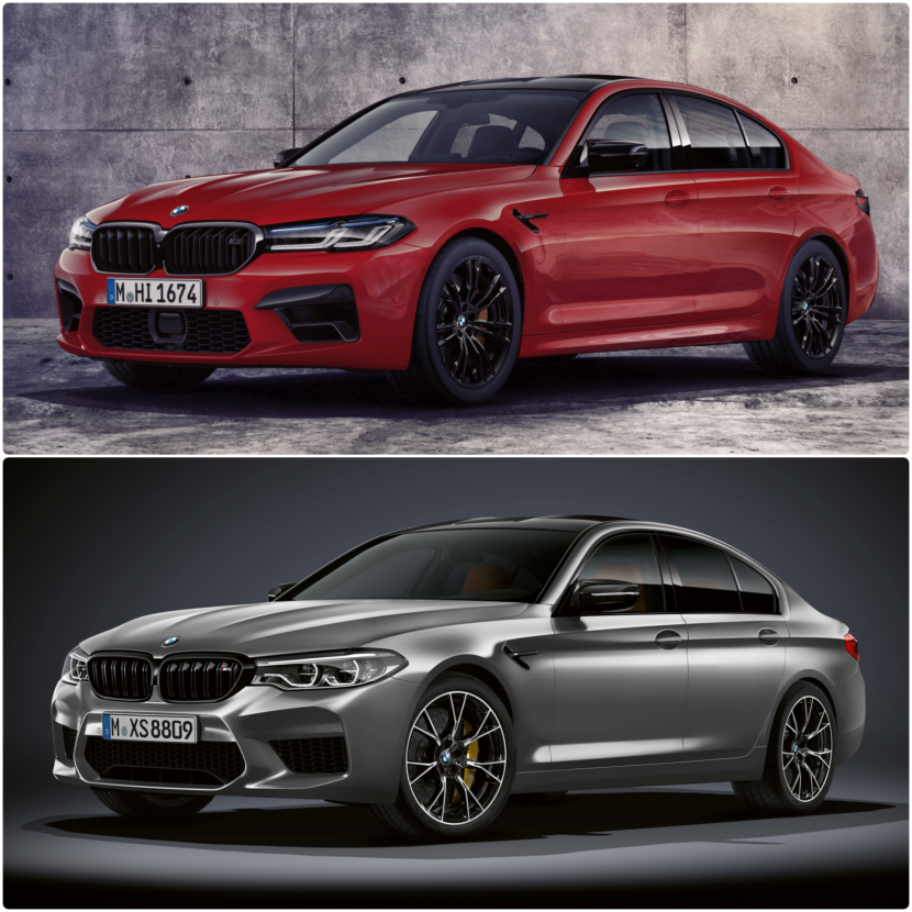 BMW M5 Competition F90 LCI vs. pre LCI F90 1 830x830