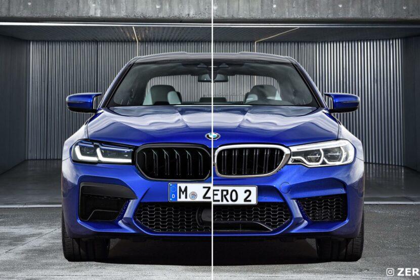 BMW M5 Facelift rendering 01 830x553