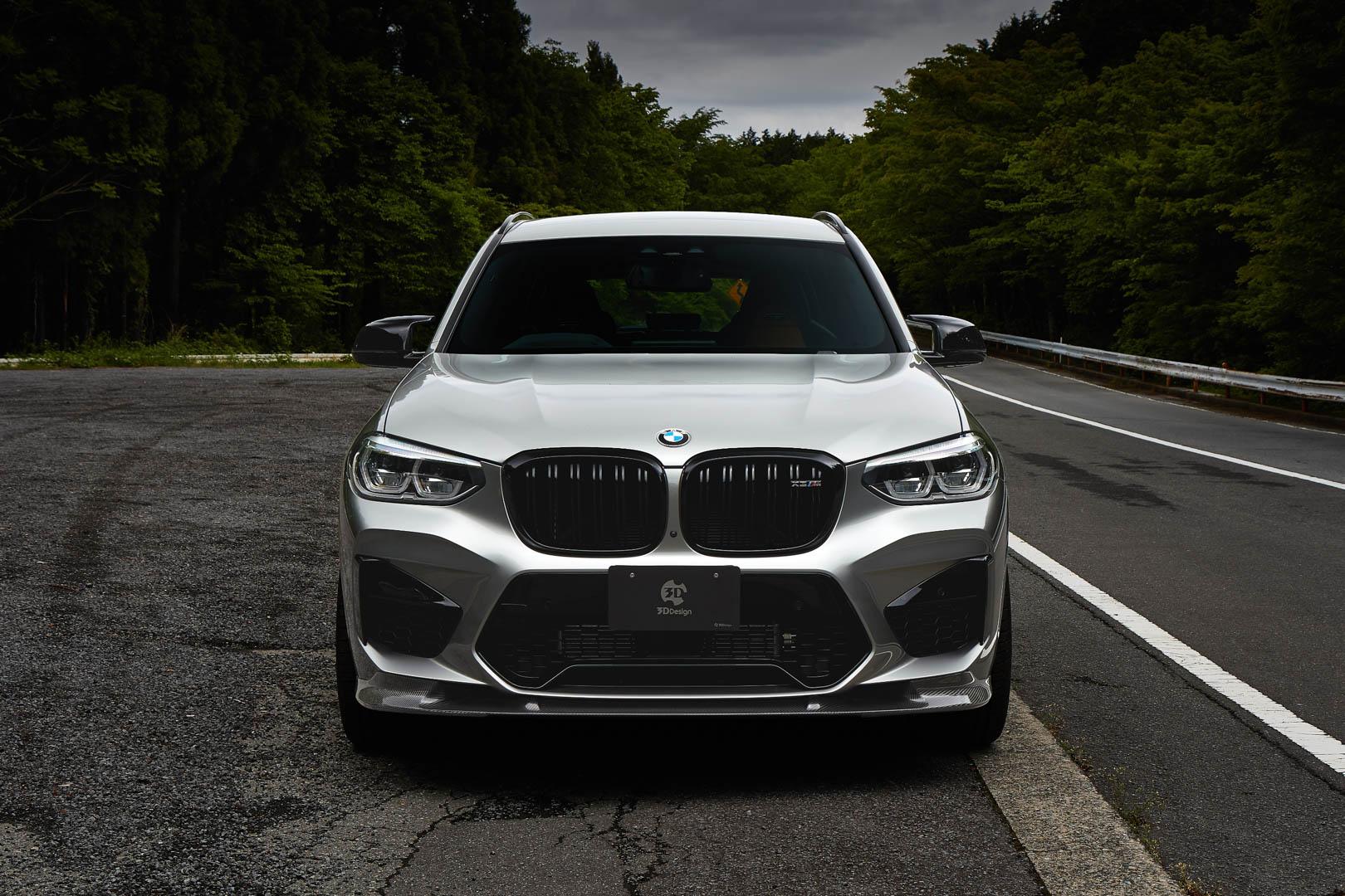 BMW X3 M 3D Design 14