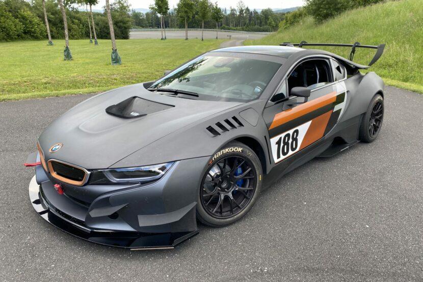 BMW i8 procar 455 hp 03 830x553