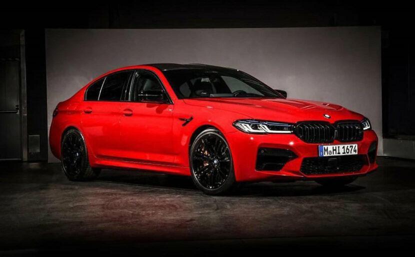 BMW m5 leak 830x514