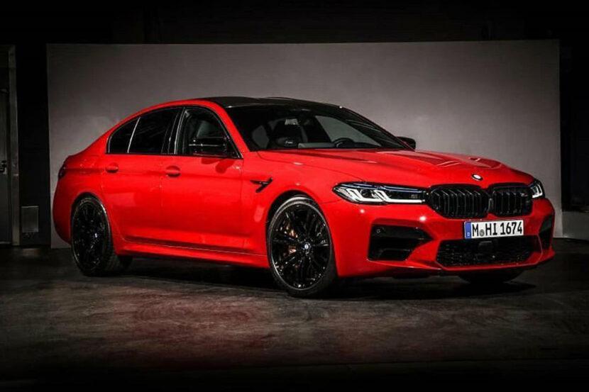 BMW m5 leak 830x553