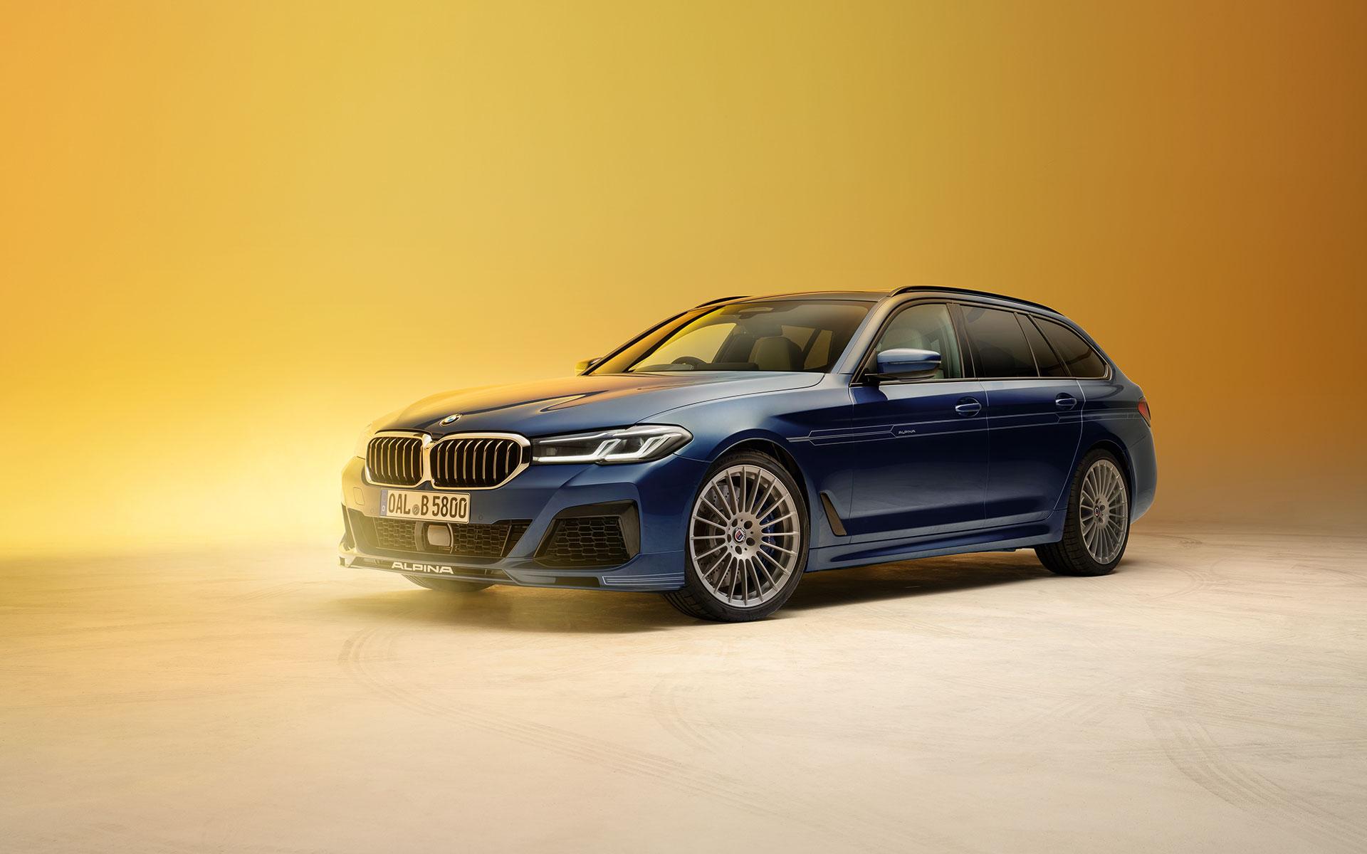 BMW ALPINA B5 1920x1200 06