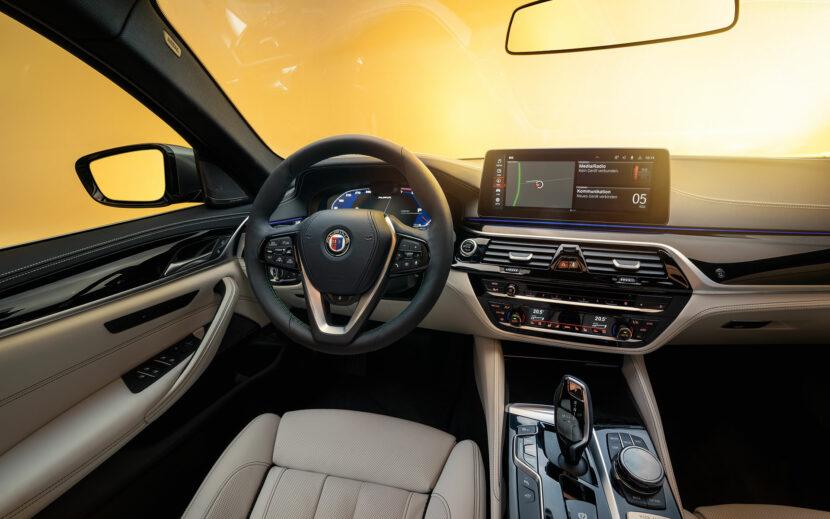 BMW ALPINA B5 1920x1200 10 830x519