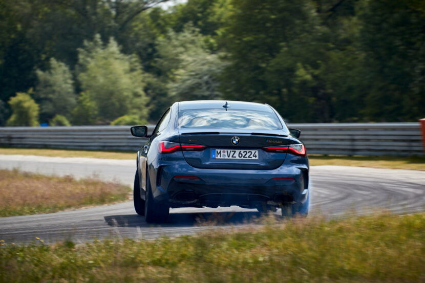 Digital Premiere for the new BMW 4 Series Coupe 13 830x553