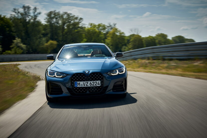 Digital Premiere for the new BMW 4 Series Coupe 15 830x553