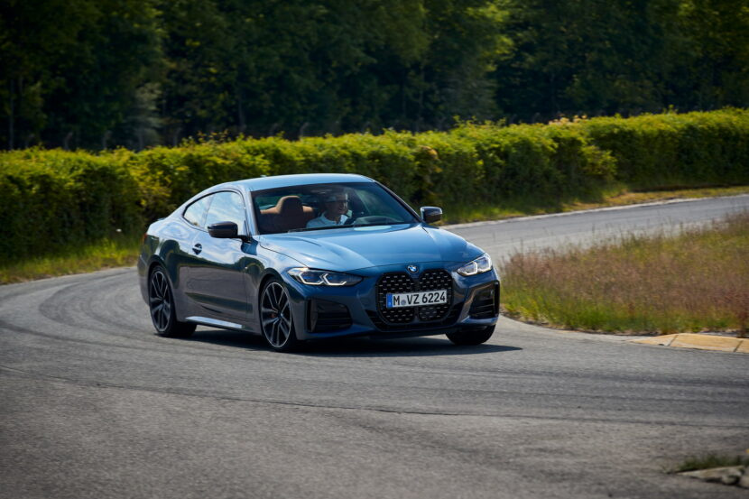 Digital Premiere for the new BMW 4 Series Coupe 16 830x553