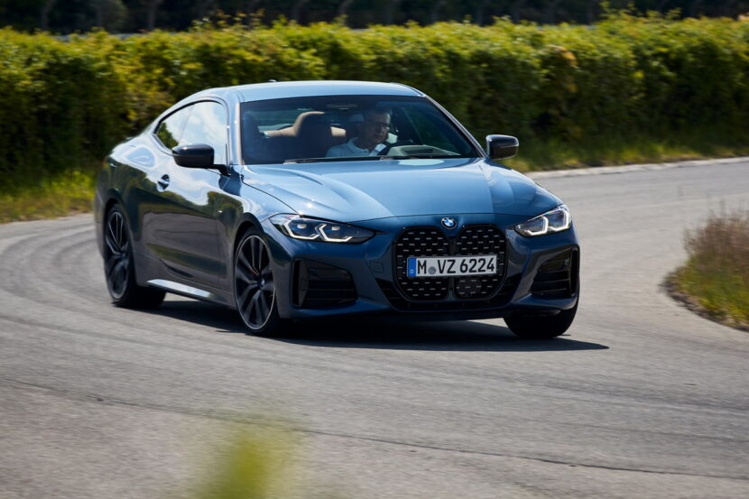 Digital Premiere for the new BMW 4 Series Coupe 18 830x553