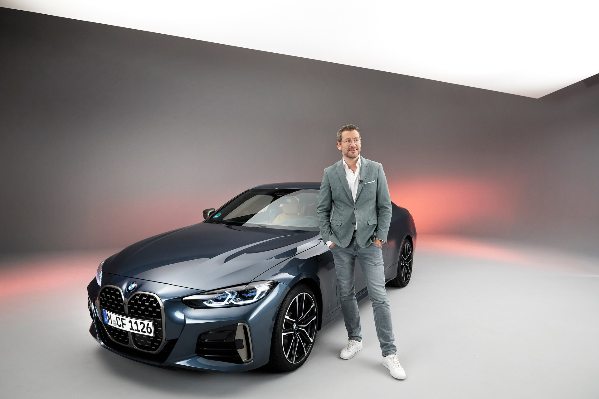Digital Premiere for the new BMW 4 Series Coupe 2
