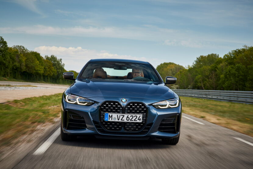 Digital Premiere for the new BMW 4 Series Coupe 22 830x553