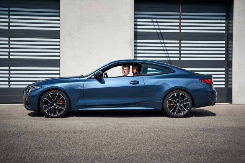 Digital Premiere for the new BMW 4 Series Coupe 23 830x553