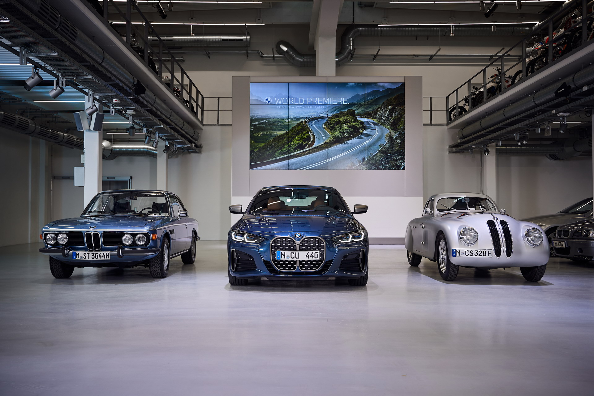 Digital Premiere for the new BMW 4 Series Coupe 5