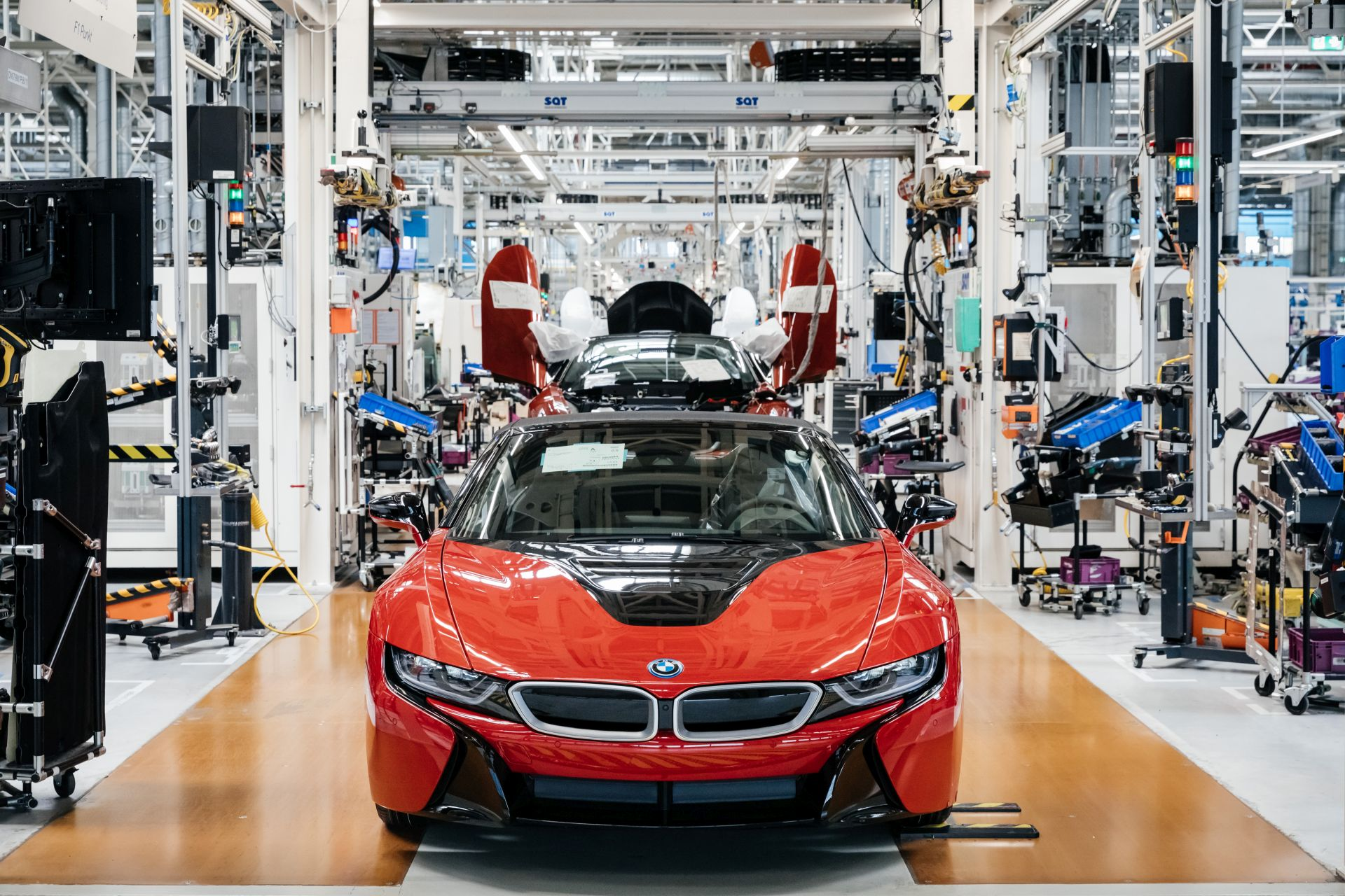 Final BMW i8 Models 18