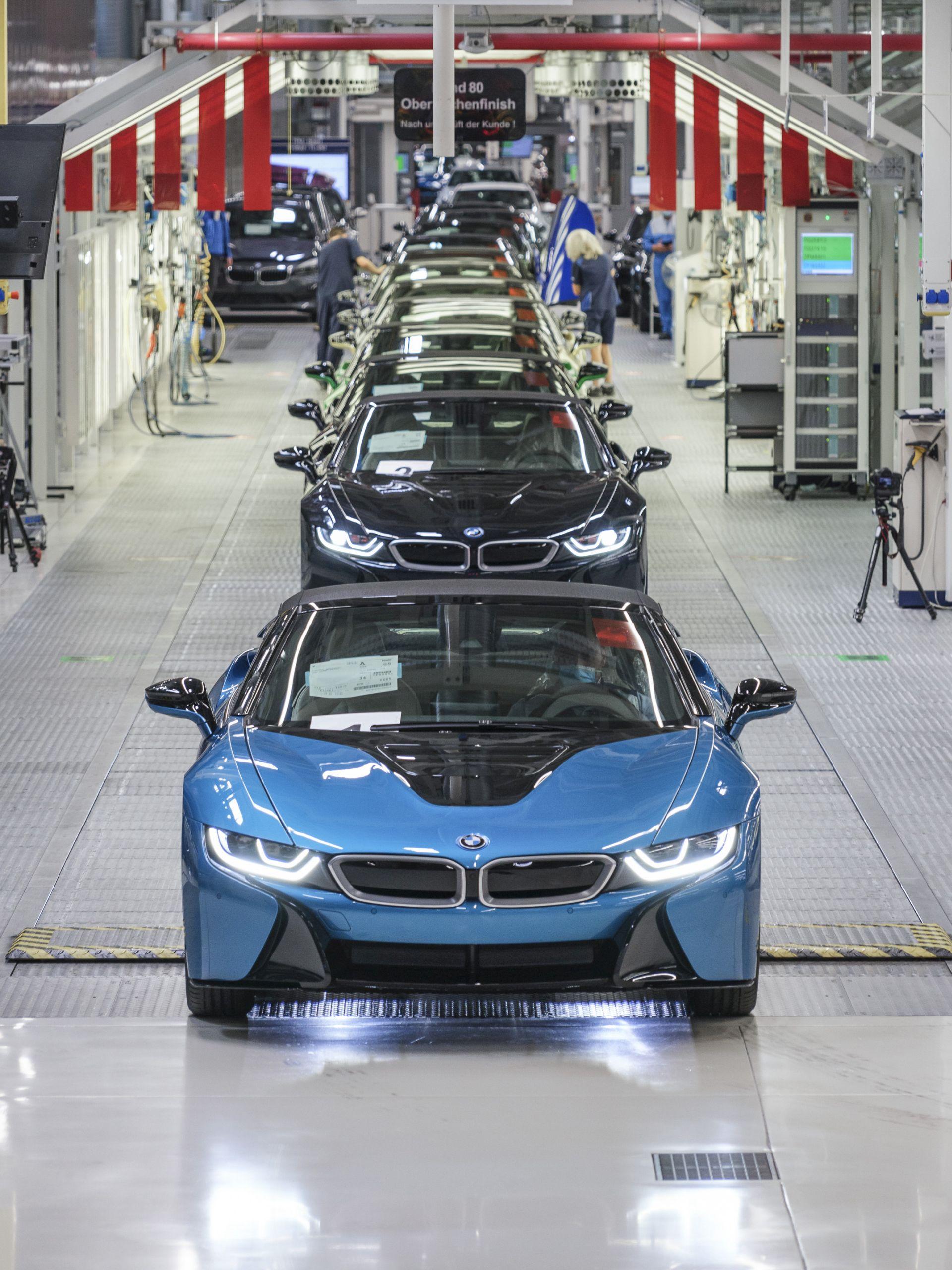 Final BMW i8 Models 70