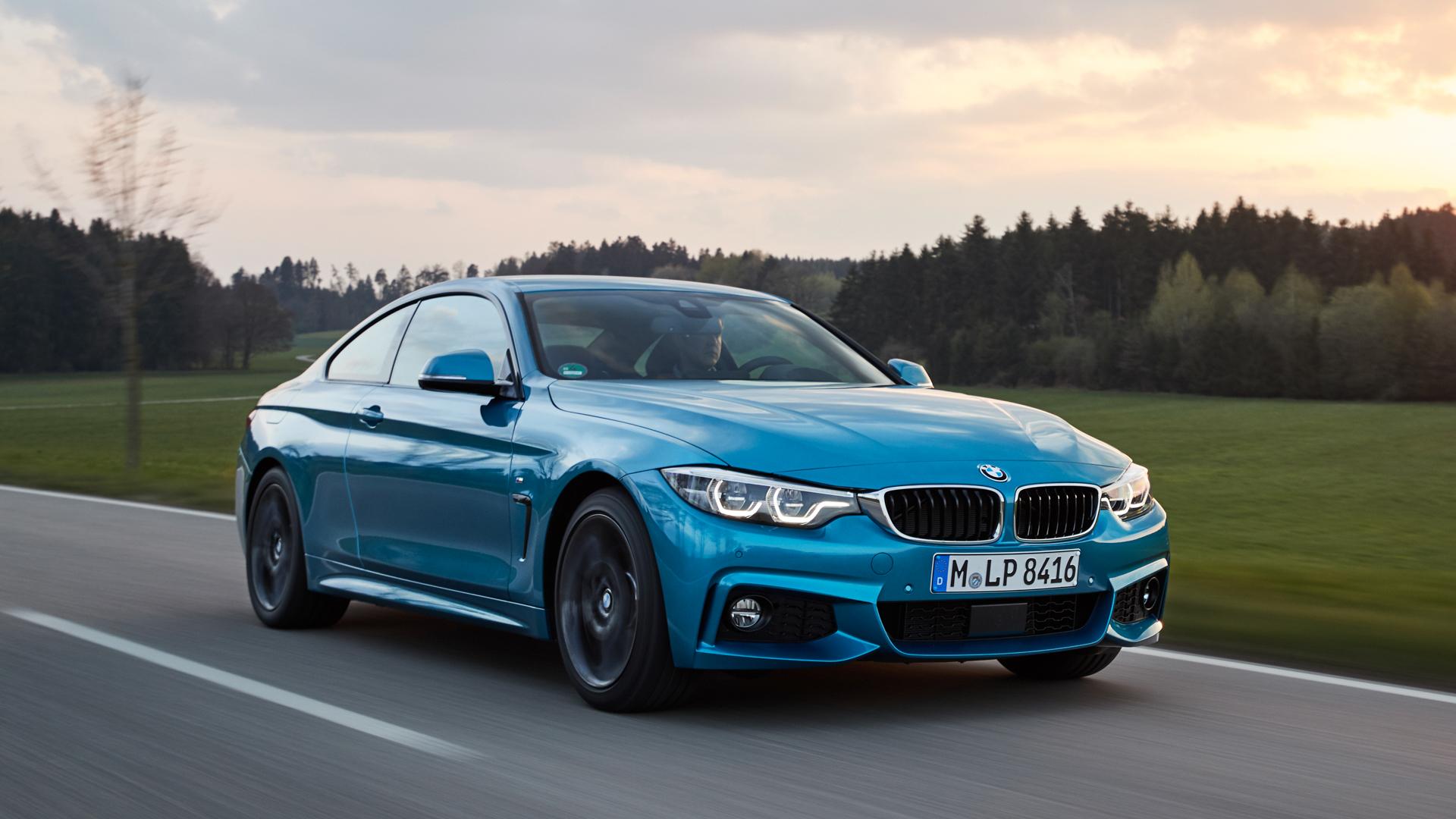 G22 BMW 4 Series vs F22 BMW 4 Series 3