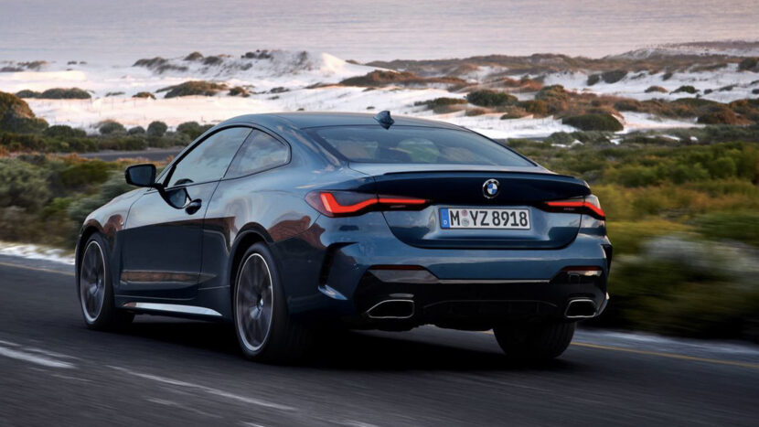 G22 BMW 4 Series vs Mercedes AMG C43 Coupe 8 830x467