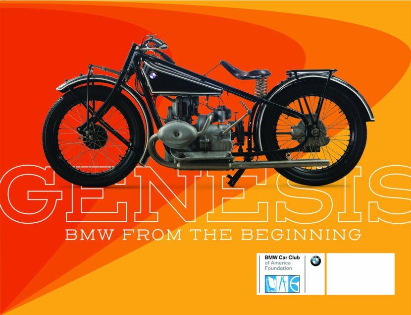 Genesis BMW From the Beginning 1 830x635