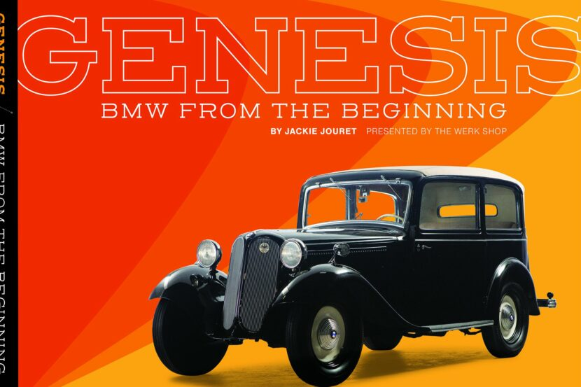 Genesis BMW From the Beginning 830x553