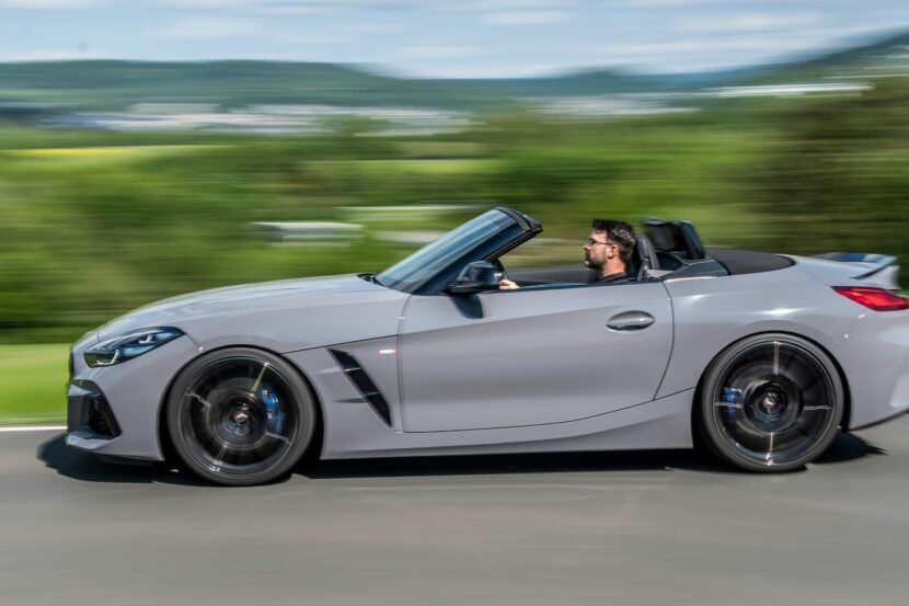 Lightweight Performance BMW Z4 R 4 830x553