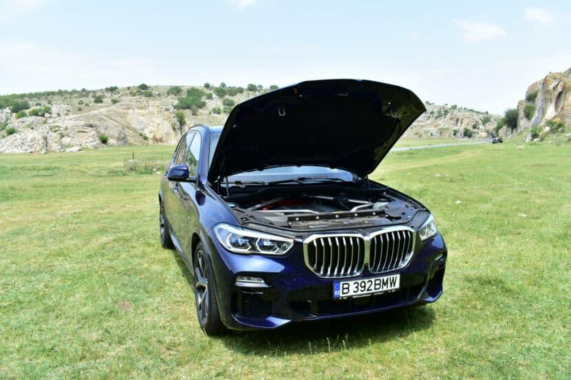 TEST DRIVE 2020 BMW X5 xDrive45e 101 830x553