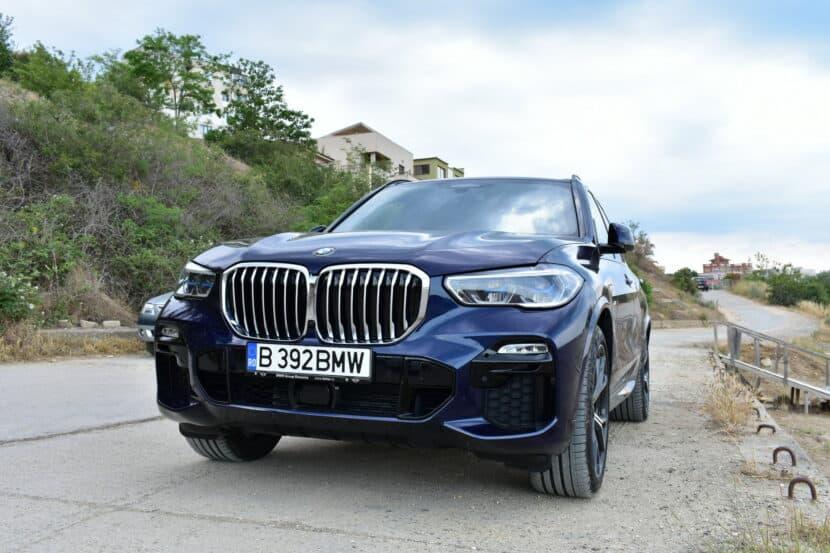 TEST DRIVE 2020 BMW X5 xDrive45e 112 830x553