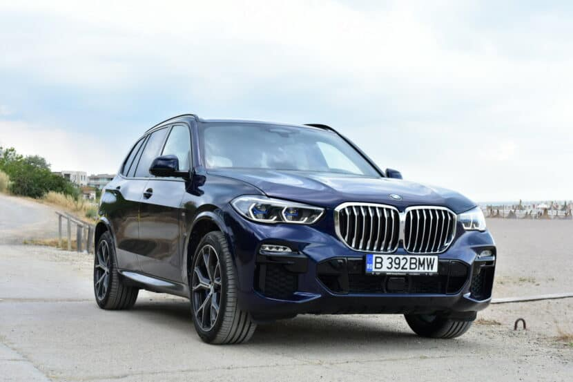 TEST DRIVE 2020 BMW X5 xDrive45e 114 830x553