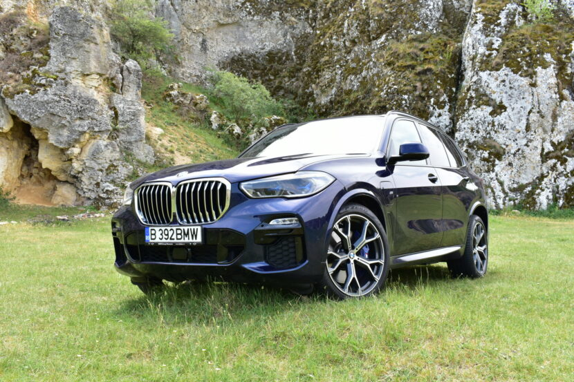 TEST DRIVE 2020 BMW X5 xDrive45e 45 830x553