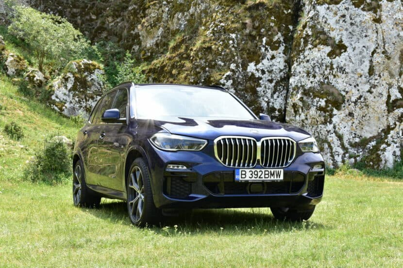 TEST DRIVE 2020 BMW X5 xDrive45e 59 830x553