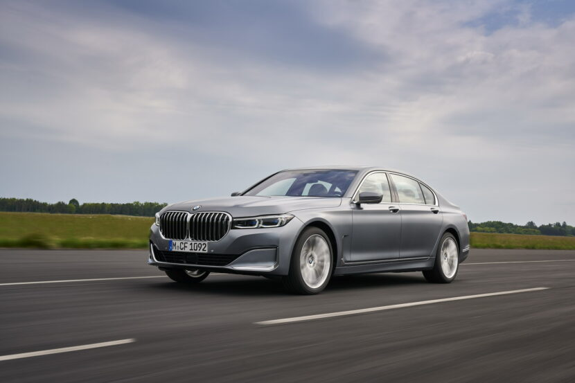 The New BMW 740Ld xDrive G12 LCI 2 830x553