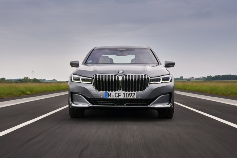 The New BMW 740Ld xDrive G12 LCI 5 830x553