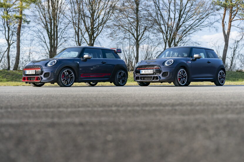The new John Cooper Works GP Pack 7 830x553