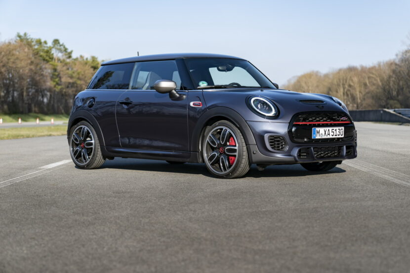 The new John Cooper Works GP Pack 9 830x553