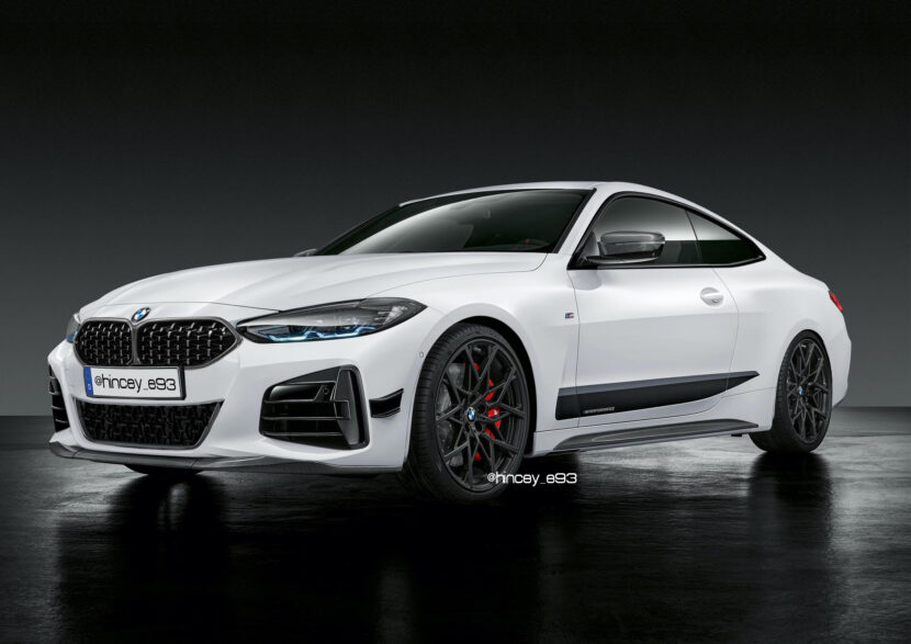 bmw 4 series G22 small grille 830x587