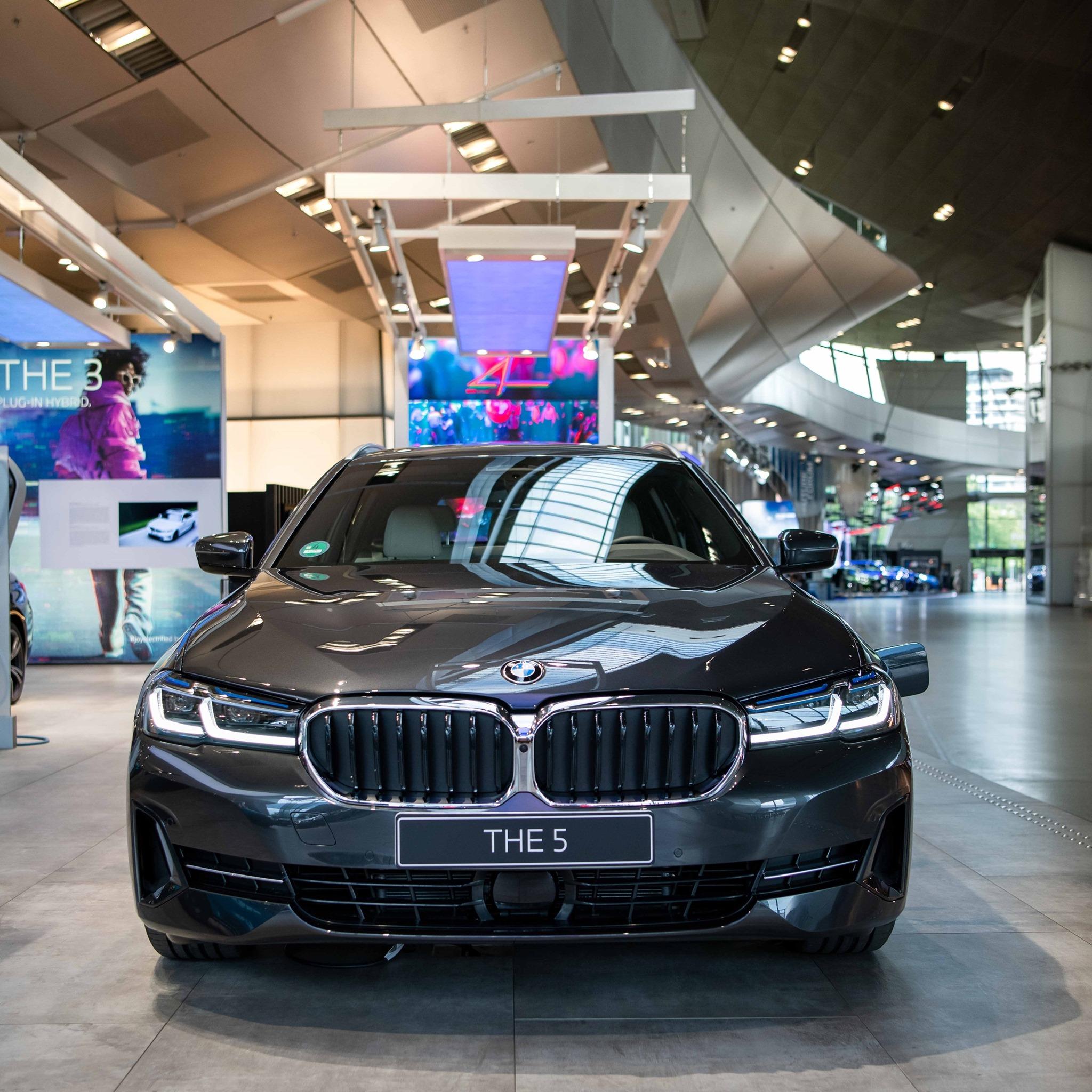 2021 BMW 550I New Concept